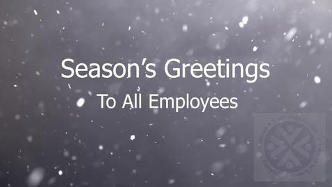 Thumbnail for entry Board Season's Greetings 2020-12-08