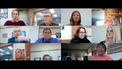 Thumbnail for entry Board Meeting 2020-09-08