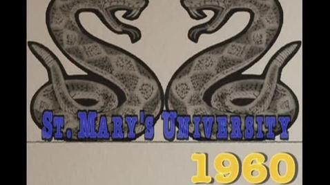Thumbnail for entry Heritage Club Video Honoring the Class of 1960