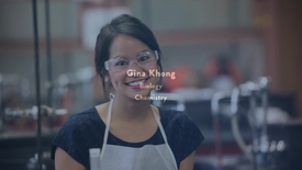 Thumbnail for entry Presidential Award Recipient - GINA KHONG