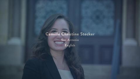 Thumbnail for entry 2016 Presidential Award Recipient -- CAMILLE STECKER