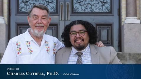 Thumbnail for entry Daniel Reyes --2019 Presidential Award Recipient