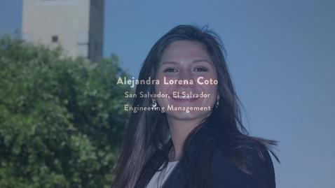 Thumbnail for entry 2016 Presidential Award Recipient - ALEJANDRO COTO