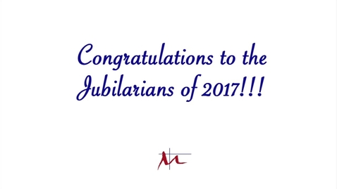 Thumbnail for entry 2017 Jubilarians in San Antoino, Texas