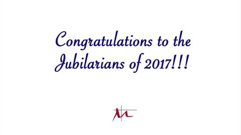 Thumbnail for entry 2017 Jubilarians in San Antoino, Texas