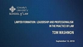 Thumbnail for entry Tom Washmon-September 12, 2018