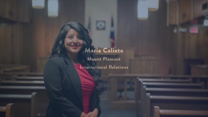 2016 Presidential Award Recipient - MARIA CALIXTO