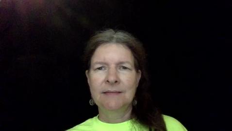 Thumbnail for entry Diane Duesterhoeft - Intro Video Recording - Mon Jul 13 2020