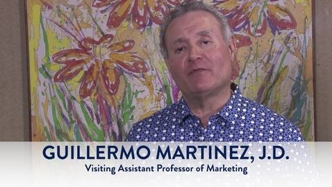 Thumbnail for entry Jocelyn Bibian Alvarez—2019 Outstanding Student in Marketing