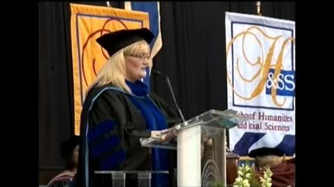 Thumbnail for entry Spring 2014 Commencement Speaker