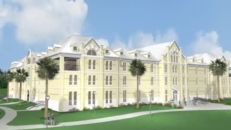 Thumbnail for entry New Housing on Campus