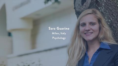 Thumbnail for entry 2016 Presidential Award Recipient - SARA GUARINO