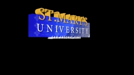 Thumbnail for entry 2015 Spring 163rd Commencement Exercises, St. Mary's University, May 9, 2015