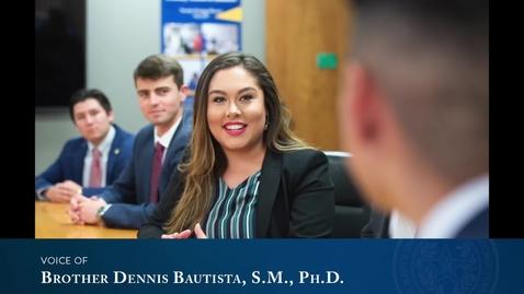 Thumbnail for entry Fernanda I. Sandoval Mendoza, Finance and Risk Management -- 2020 Presidential Award Recipient
