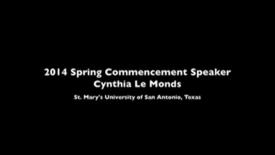 Thumbnail for entry 162nd Commencement Speaker.mp4