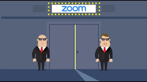 Thumbnail for entry Zoom 101: Securing your Meetings & Virtual Classrooms