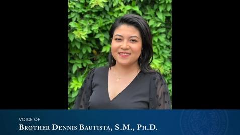 Thumbnail for entry Jocelyn Alvarez Bibian, Marketing, Visual Communication Design minor -- 2020 Presidential Award Recipient