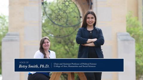 Thumbnail for entry Angela Perez - 2021 Presidential Award Recipient