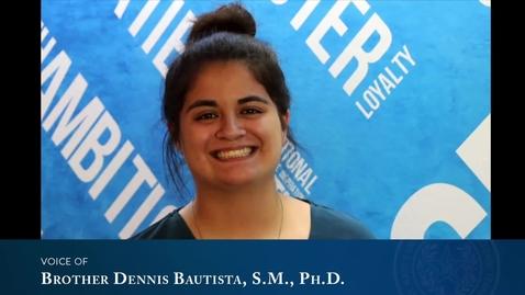 Thumbnail for entry Samantha B. Salazar, Communication Studies, Visual Communication Design minor -- 2020 Presidential Award Recipient
