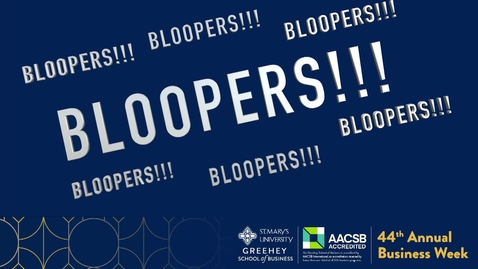 Thumbnail for entry 2019 Business Week Bloopers!