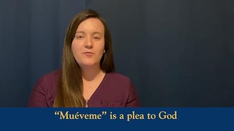 Thumbnail for entry St. Mary's University Chapel Choir: Muéveme (Smith & Sanchez)