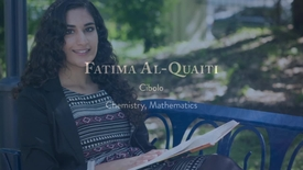 Thumbnail for entry Fatima Al-Quaiti-Presidential Award Winner 2017