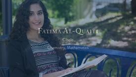 Thumbnail for entry Fatima Al-Quaiti-Presidential Award Winner 2017