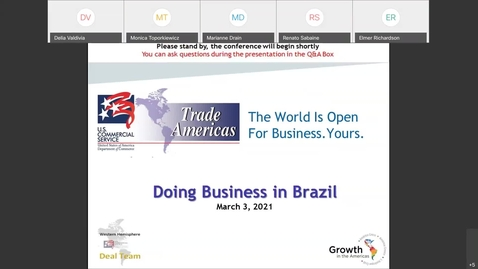 Thumbnail for entry Doing Business in Brazil