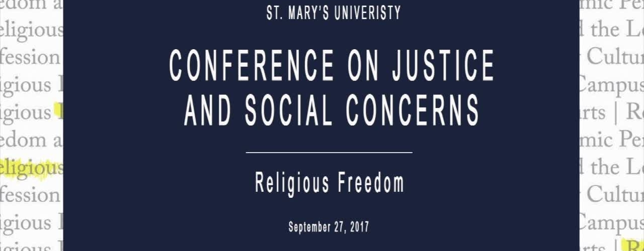 Lin Great Speakers Series Keynote Presentation Religious Freedom and the Universality of Human Rights: A Modernist Islamic Perspective / Sept 27, 2017, 7 pm