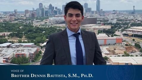 Thumbnail for entry Jesus Valencia, Biochemistry -- 2020 Presidential Award Recipient