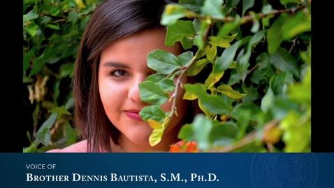 Thumbnail for entry Jocelyn Baca, Mathematics, Physics minor -- 2020 Presidential Award Recipient