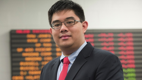 Thumbnail for entry Timothy Trinh--OUTSTANDING STUDENT IN ACCOUNTING