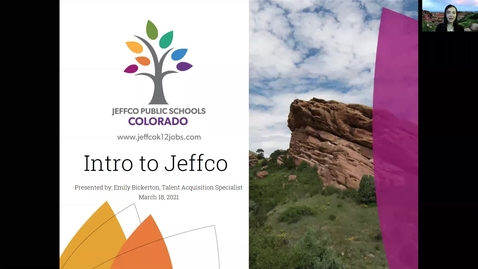 Thumbnail for entry Intro to Jeffco 03.18.2021