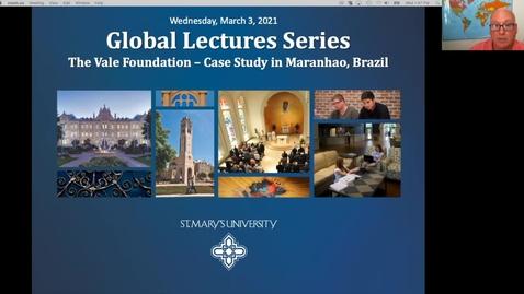 Thumbnail for entry Center for Global Studies Lecture #5: Case Study on Social Entrepreneurship in Latin America
