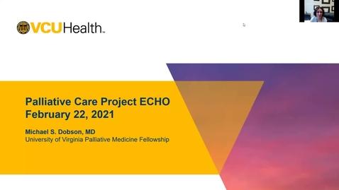 Thumbnail for entry Palliative ECHO: Total Pain (Feb. 2021)