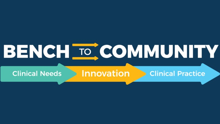 Thumbnail for channel Bench to Community Seminar Series