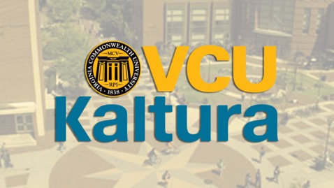 Thumbnail for entry Adding a Kaltura Video to Blackboard