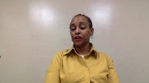 Thumbnail for entry Social determinants of health and Cancer Survivorship:  Dr. Debbie Cadet