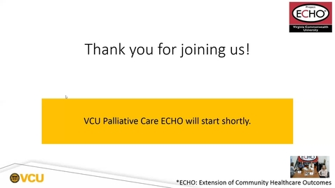 Thumbnail for entry Palliative ECHO: Physician Orders for Scope of Treatment (POST) (May 2019)