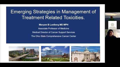 Thumbnail for entry TRIPN 6/2021 Maryam Lustberg, MD, MPH