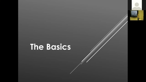 Thumbnail for entry 210803 - M1 - 9am - PCM - Lecture: The Basics Vital Signs and General Appearance - Pedram
