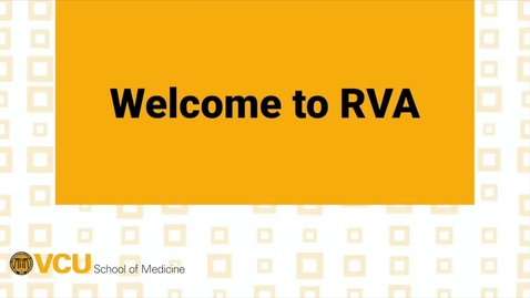 Thumbnail for entry Welcome To RVA
