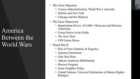 Thumbnail for entry World War II
