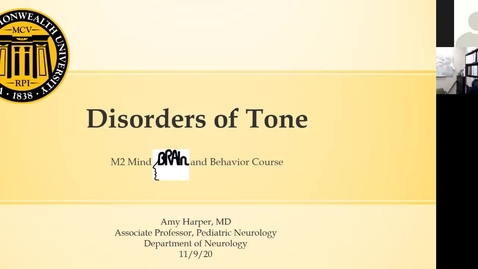 Thumbnail for entry 201109-M2-11am-MBB-Tone Disorders and Cerebral Palsy-Harper
