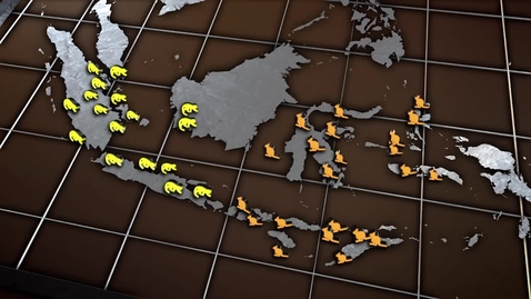 Thumbnail for entry Plate Tectonics Animation by HHMI BioInteractive