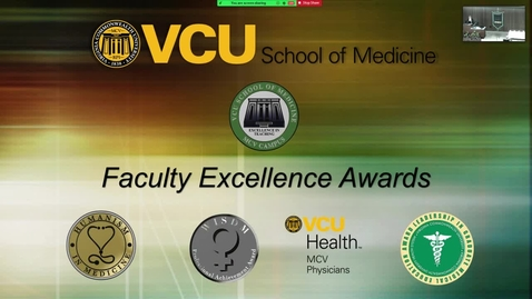 Thumbnail for entry Faculty Excellence Awards 2021