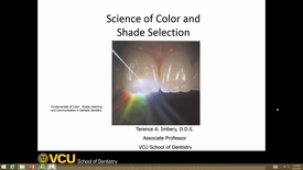 Thumbnail for entry Imbery Color and Shade Selection