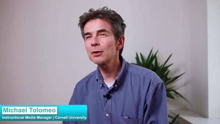 Cornell Uni: Scaling the Video Infrastructure