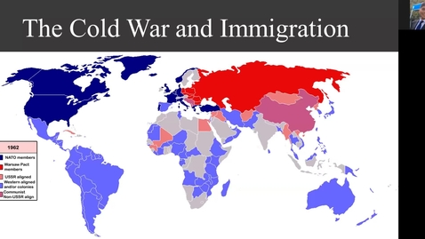 Thumbnail for entry Cold War and Immigration