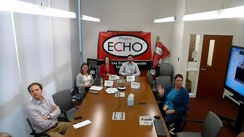 Thumbnail for entry Palliative ECHO: Palliative Radiation (Oct. 2019)